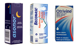 Eye, Ear and Nasal Care
