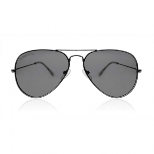 Tipperary Crystal Aviator Sunglasses - Black