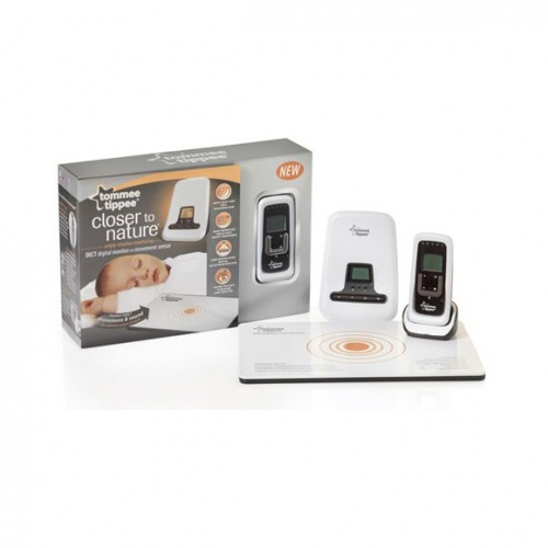 Tommee Tippee Closer To Nature Digital Monitor with Sensor Pad