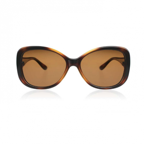 Tipperary Crystal Manhattan Sunglasses - Tortoise