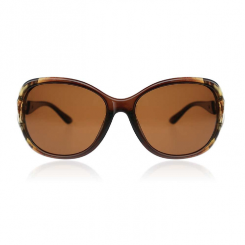 Tipperary Crystal Riviera Sunglasses – Brown