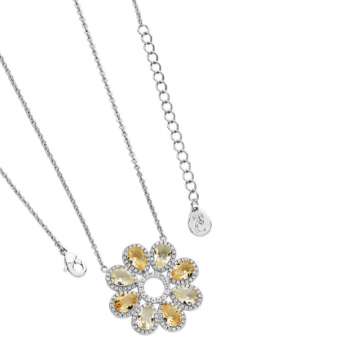 Tipperary Crystal Sunny Day Necklace