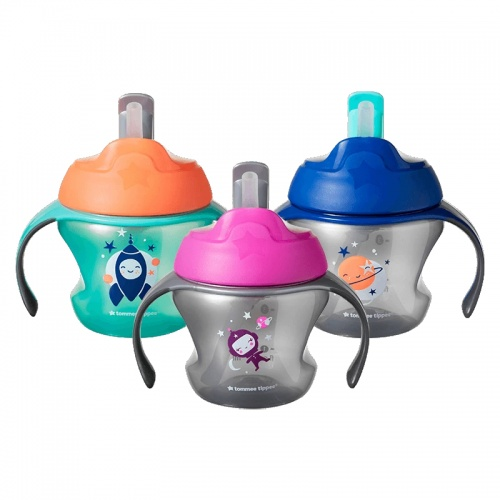 Tommee Tippee Straw Cup 6m+
