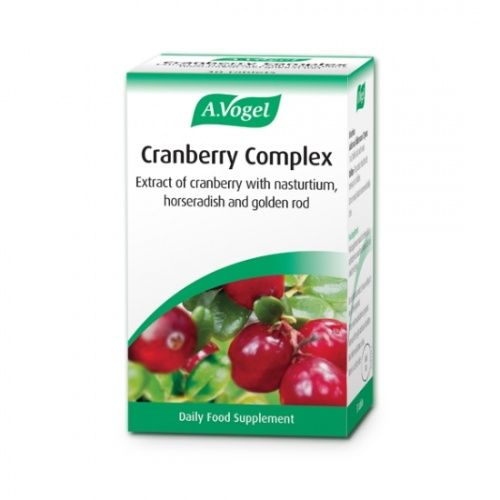 A.Vogel Cranberry Complex Tablets 30s