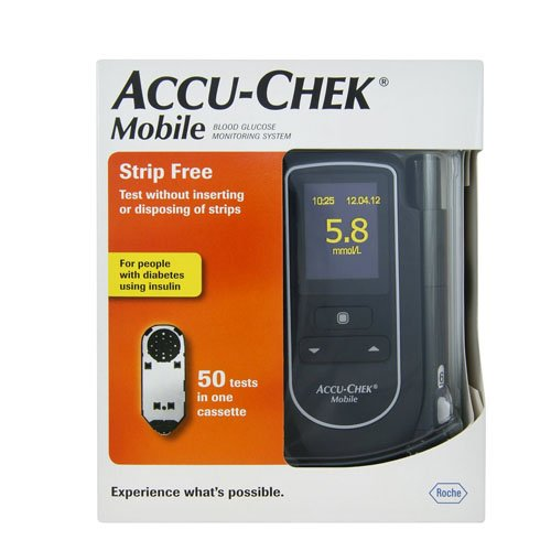Accu-Chek Mobile Blood Glucose Monitoring System