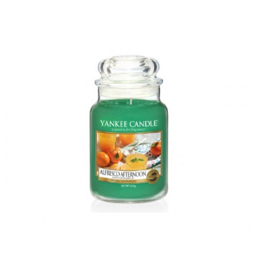 Yankee Candle Alfresco Afternoon Large Jar