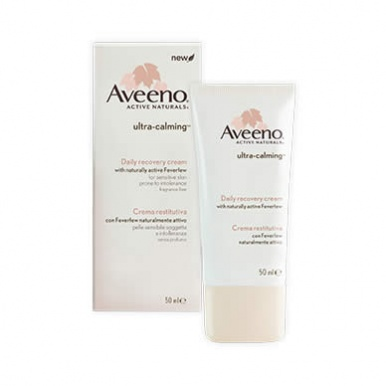 Aveeno Ultra Calming Daily Recovering Cream 50ml