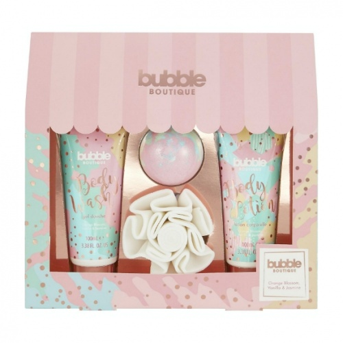 Bubble Boutique Gift of Glow 4 Piece Gift Set