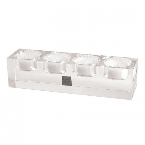 Tipperary Crystal Connoisseur 4 T-light Tray