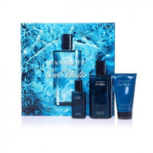 Davidoff Cool Water Fragrance Gift Set For Him