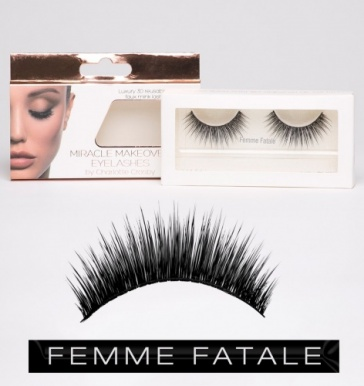 Flique Miracle Makeover Eye Lashes by Charlotte Crosby - Femme Fatale