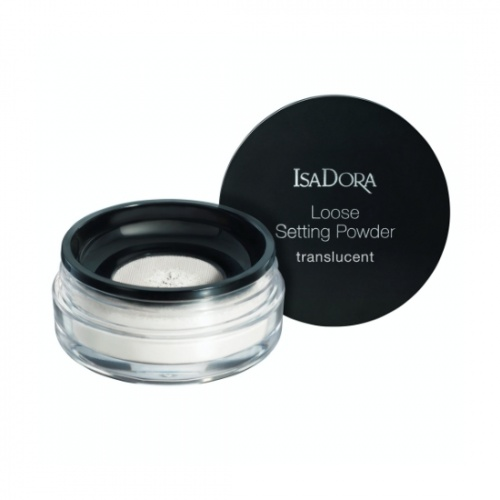 IsaDora Loose Setting Powder Translucent