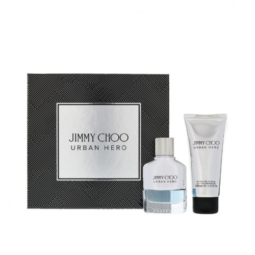 Jimmy Choo Urban Hero 50ml 2 Piece Gift Set For Him