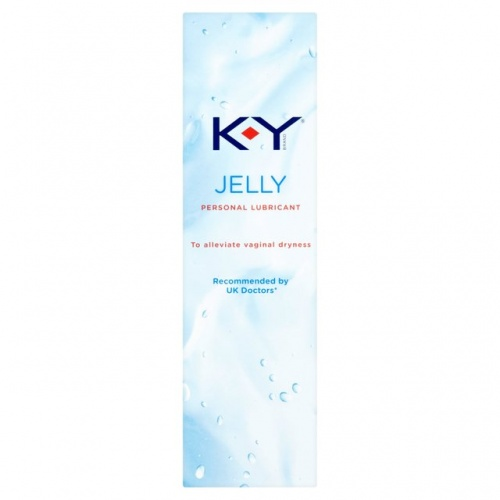 KY Jelly Personal Lubricant 75ml