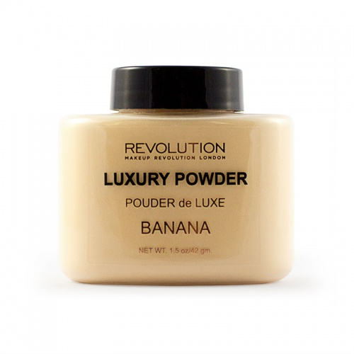 Makeup Revolution Luxury Banana Powder V4