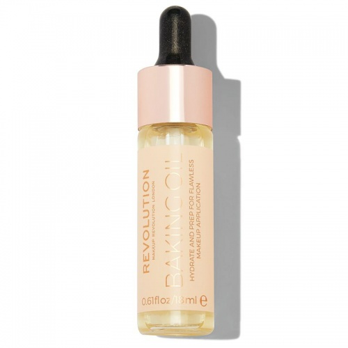 Makeup Revolution Baking Oil