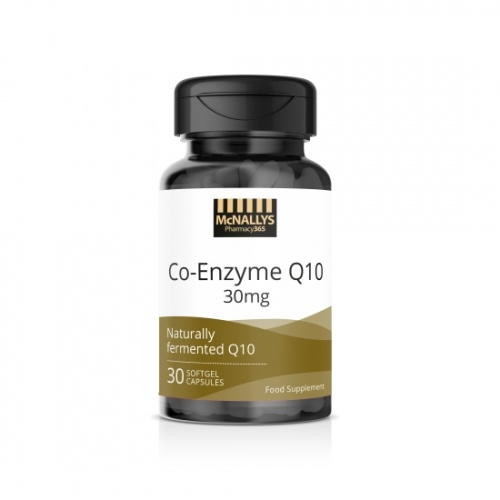 McNallys Co-Enzyme Q10 30mg 30s