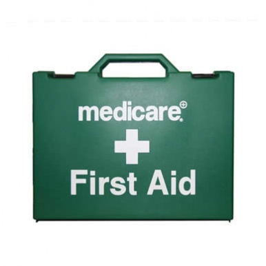 Medicare First Aid Box (Empty)