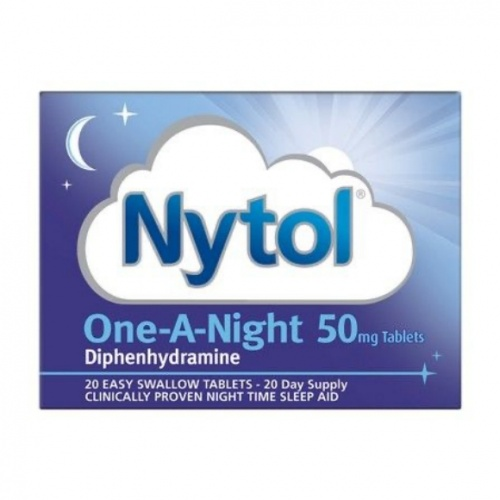 Nytol One-A-Night Tablets 20s