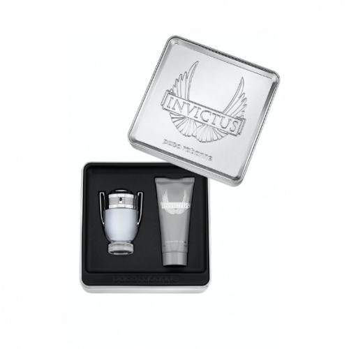 Paco Rabanne Invictus 50ml 2 Piece Gift Set For Him
