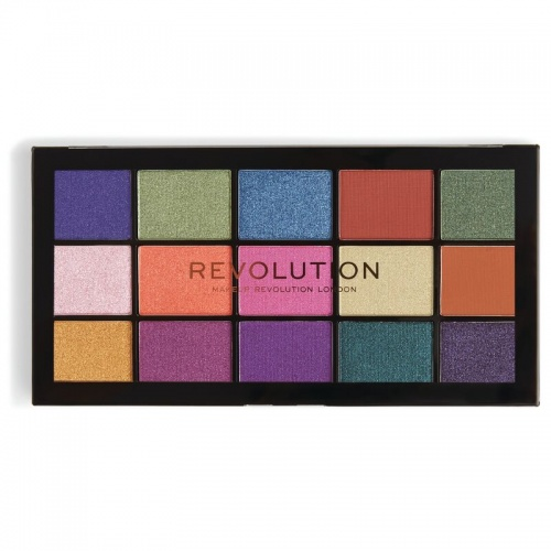 Makeup Revolution Re-loaded Eyeshadow Palette - Passion For Colour