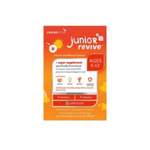 Revive Active Junior Revive 20 pack