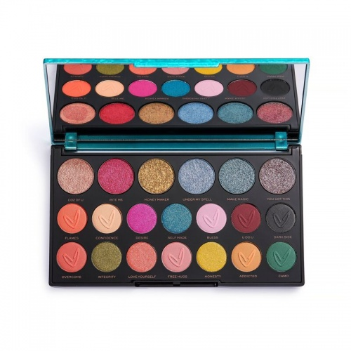 Makeup Revolution CARMI Make Magic Eyeshadow Palette