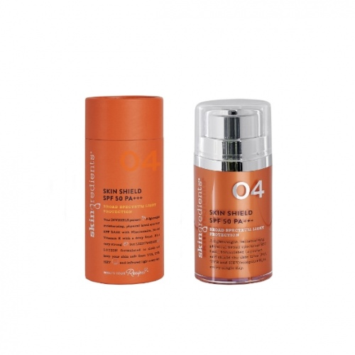Skingredients Skin Shield SPF 50 PA+++ 04 50ml