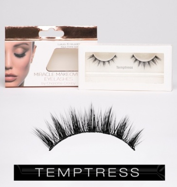 Flique Miracle Makeover Eye Lashes by Charlotte Crosby - Temptress
