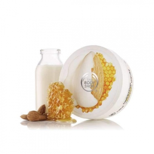 The Body Shop Almond Milk & Honey Body Butter 200ml