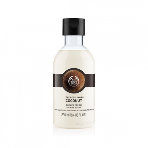 The Body Shop Coconut Shower Cream 250ml