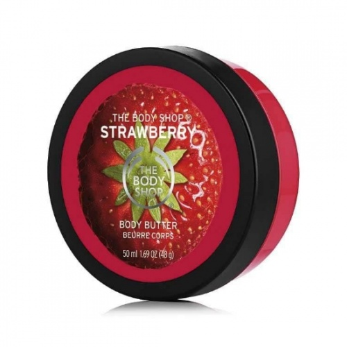 The Body Shop Strawberry Mini Body Butter 50ml