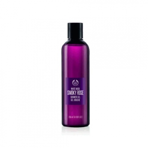 The Body Shop White Musk Smoky Rose Shower Gel 250ml
