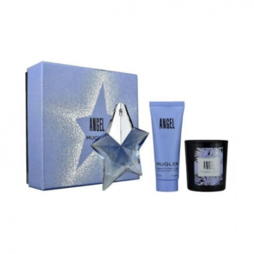 Thierry Mugler Angel 25ml 3 Piece Gift Set For Her