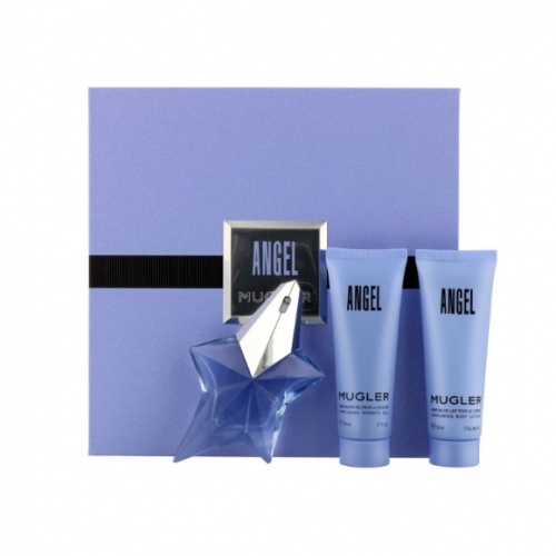 Thierry Mugler Angel 50ml 3 Piece Gift Set For Her