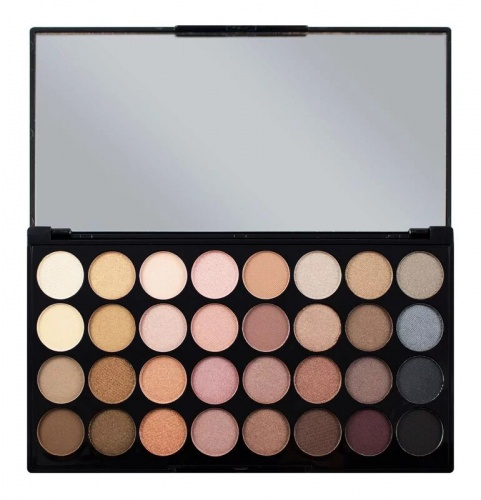 Makeup Revolution Ultra 32 Eyeshadow Palette Beyond Flawless V4