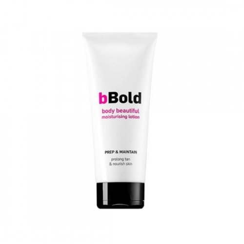 bBold Body Beautiful Moisturiser 200ml