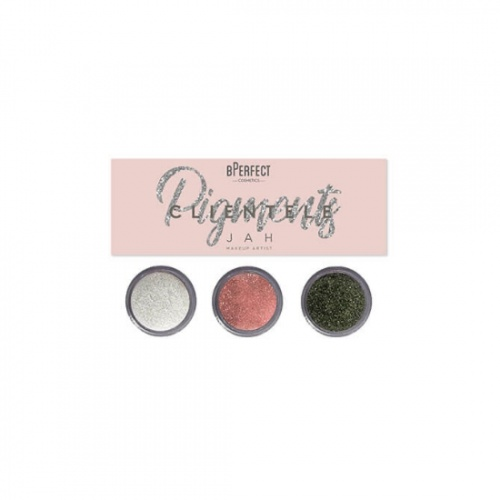 bPerfect by Jah Makeup Clientele Pigments