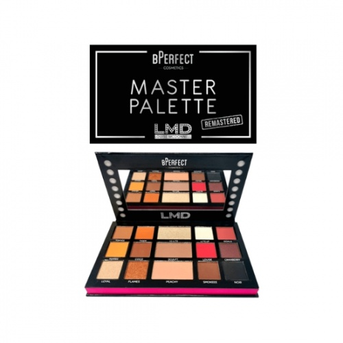 bPerfect LMD Re-Mastered Every Day Glam Palette