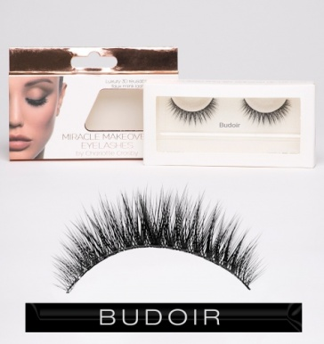 Flique Miracle Makeover Eye Lashes by Charlotte Crosby - Budoir