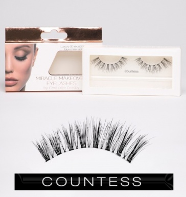 Flique Miracle Makeover Eye Lashes by Charlotte Crosby - Countess