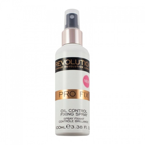 Makeup Revolution Oil Control Makeup Fixing Spray 100ml