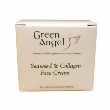 Green Angel Seaweed & Collagen Face Cream 50ml