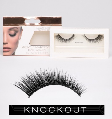 Flique Miracle Makeover Eye Lashes by Charlotte Crosby - Knockout