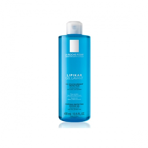 La Roche Posay Lipikar Shower Gel Wash 400ml