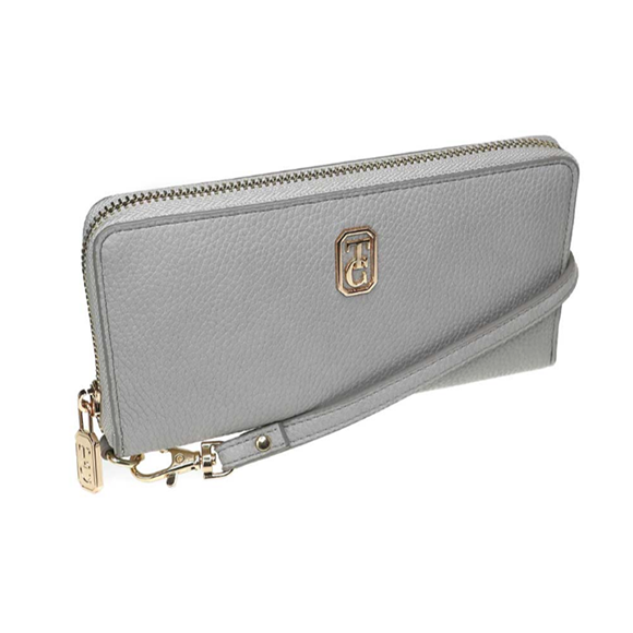 Tipperary Crystal Venice Grey Wallet