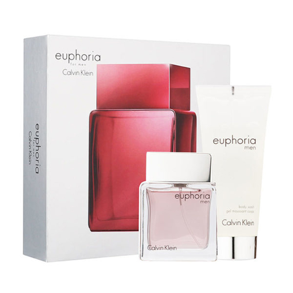 Calvin Klein Euphoria For Men Fragrance Gift Set