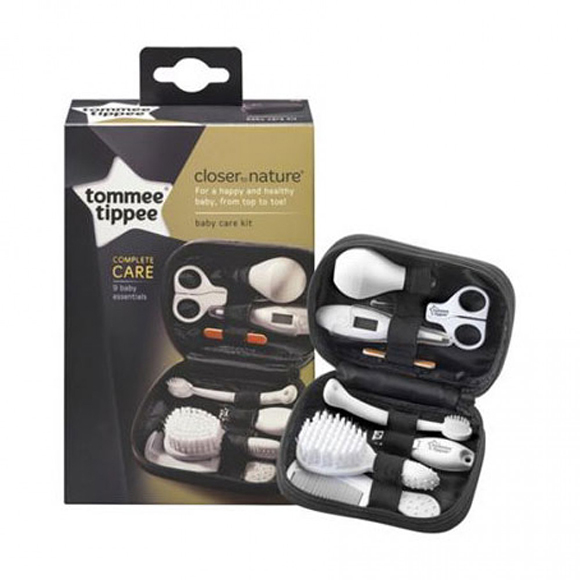 Tommee Tippee Closer To Nature Health Care & Grooming Kit
