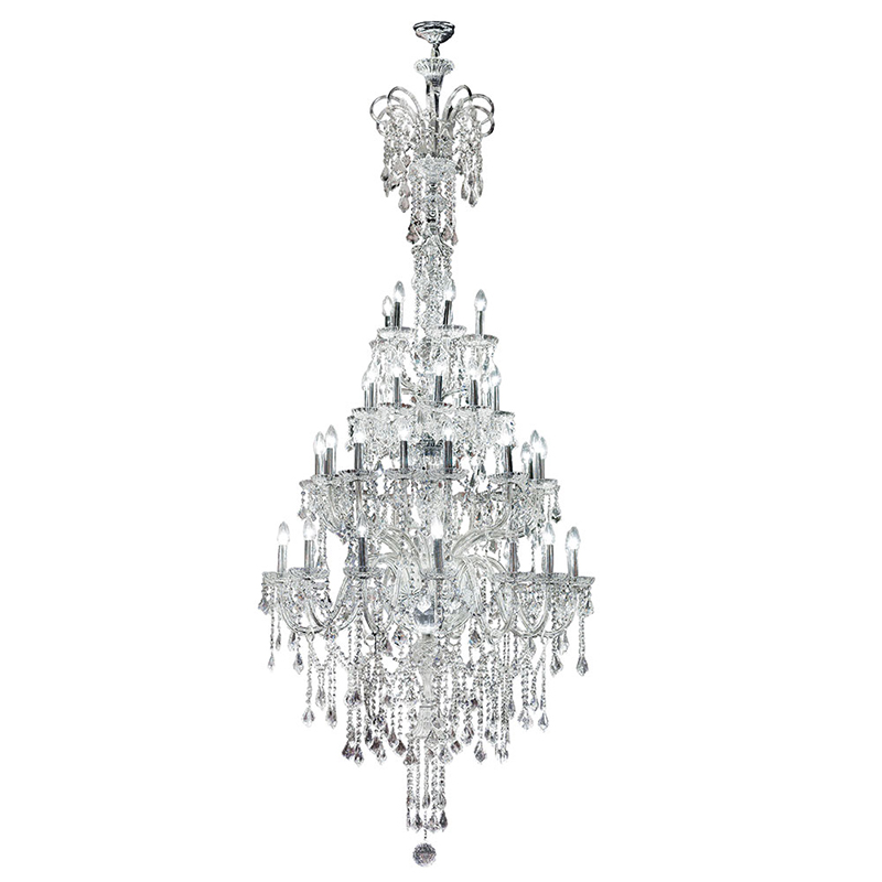 Tipperary Crystal Royal 45 Arm Chandelier