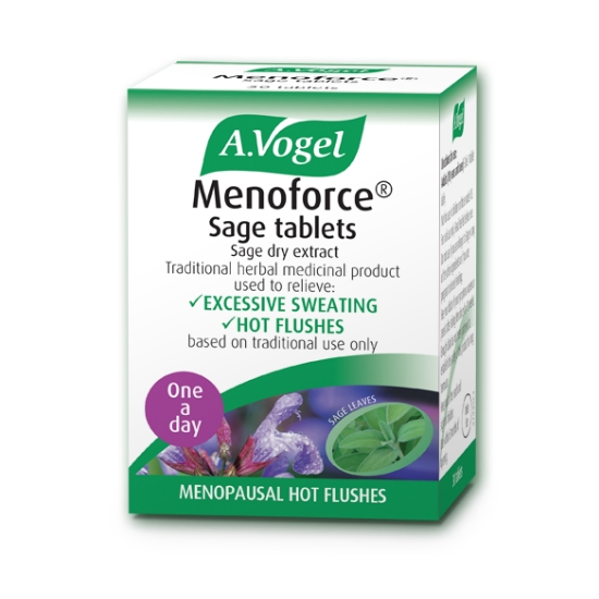 A.Vogel Menoforce Sage Tablets